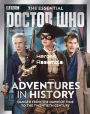 Doctor Who Essential Guide #08 Adventures In History Bookazine Magazine Panini Comics